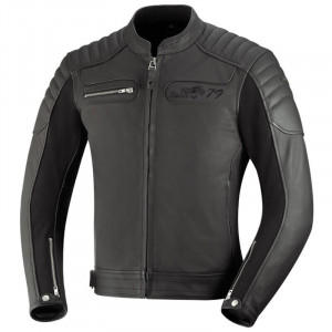 IXS QUENTIN LEATHER JACKET
