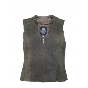 ARIZONA WOMEN'S VEST BROWN
