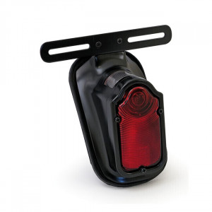 "TAILLIGHT ""TOMBSTONE"" BLACK..."