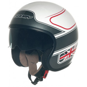 OUTLET - CASCO SUOMY JET...
