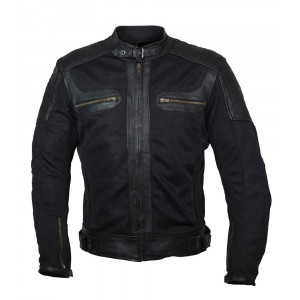 PERFORATED SUMMER JACKET...