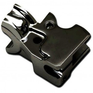 CLUTCH LEVER SUPPORT BLACK...