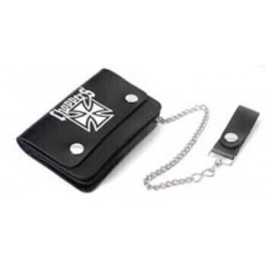 WALLET WITH CHAIN DECORATED...
