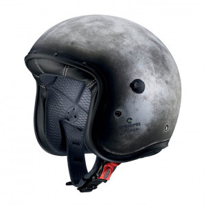 JET HELMET FREERIDE IRON