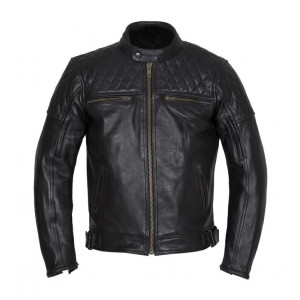 LEATHER JACKET - THE...