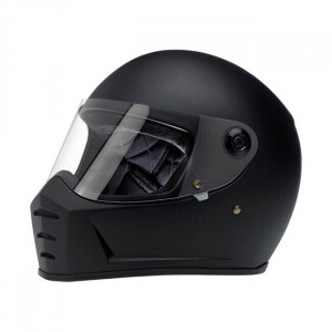 LANE SPLITTER HELMET BLACK...