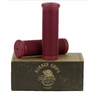 RUBBER GRIPS CAFE&CROSS RED...