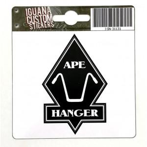 APE - HANGER DECAL 75 X 75 MM