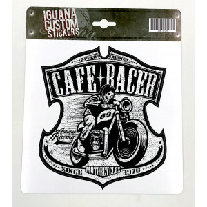 PEGATINA CAFE RACER 1970 -...
