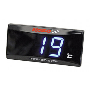 KOSSO THERMOMETER 0º TO 120º
