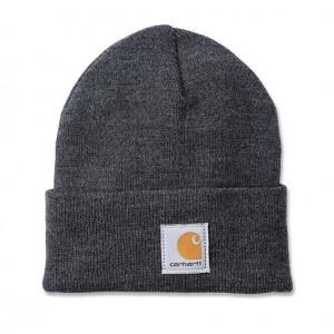CARHARTT CHARCOAL WOOL HAT