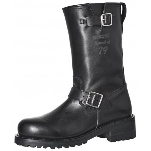 """IXS ENGINEER"""" LEATHER BOOTS"""