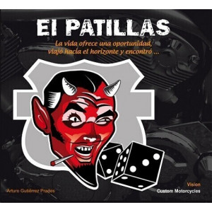 """EL PATILLAS"" BOOK"