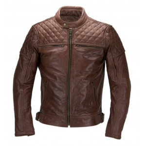 """BROWN LEATHER JACKET """"THE..."""