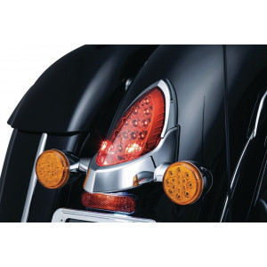 INDIAN CHROME TAILLIGHT...