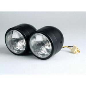 DUAL LIGHT KIT BLACK E-MARK