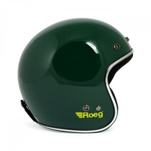 CASCO JET ROEG VERDE BRILLO