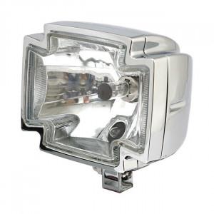 GHOTIC HEAD LIGHT CHROMED -...