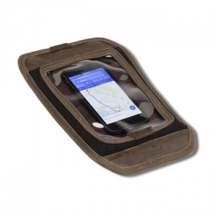 MAGNETIC PHONE CASE BROWN -...