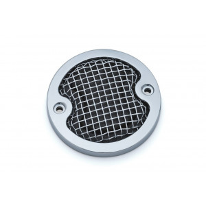 CHROME MESH IGNITION COVER...