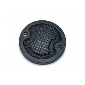BLACK MESH IGNITION COVER...