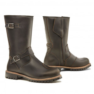 FORMA EAGLE BROWN BOOTS -...