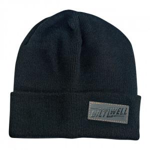 BILTWELL BOLTS BLACK WOOL HAT
