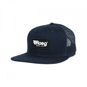 GORRA FLAT PANEL NAVY - ROEG
