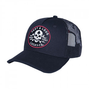 TRUCKER CAP FAST AND LOUD -...