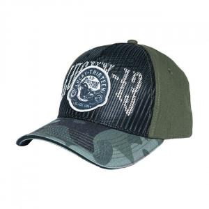 BLACK CAP WITHOUT CAMO -...
