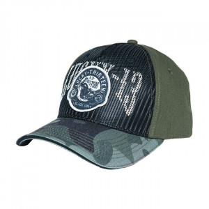 BLACK CAP SEM CAMUFLAGEM -...