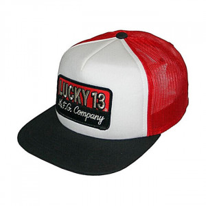 GORRA THE BRICK BLANCA Y...