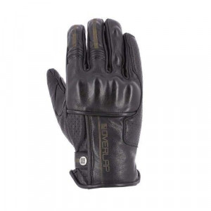 GLOVES OVERLAP ZOLDER BLACK...