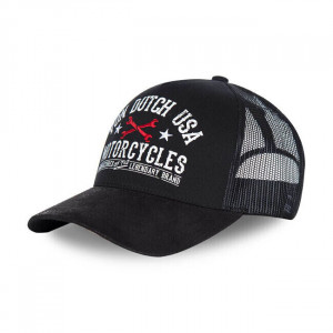 GORRA TRUCKER GARAGE BLACK...
