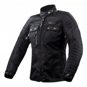 BLACK LS2 VESTA BLACK JACKET