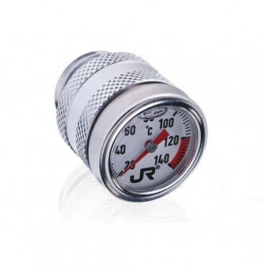 OIL TANK WITH THERMOMETER...