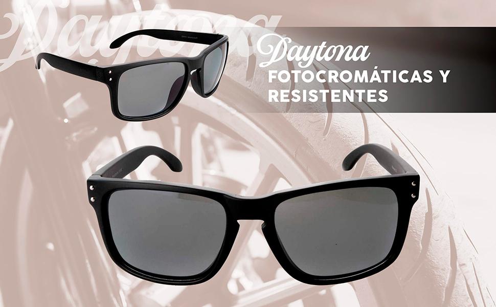 Gafas de sol fotocromáticas adaptables Daytona